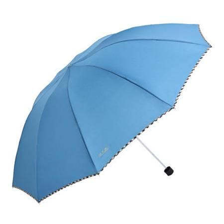 爽11-天堂牌银胶布防紫外线伞 颜色随机