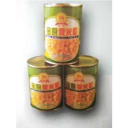 蒲岸 金厨 粟米粒 410g