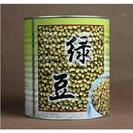 蒲岸 绿豆糖水罐头450g
