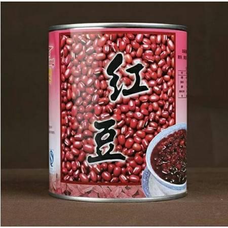 蒲岸 红豆糖水罐头450g
