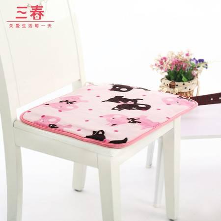 艾米娅 电热垫办公室加热垫坐垫椅垫插电发热垫暖垫冬季宠物垫热敷垫