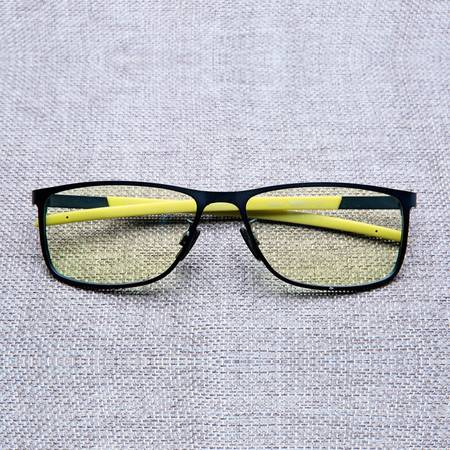 艾米娅 AHT防蓝光防辐射眼镜 电脑护目镜抗疲劳眼镜 平光镜 游戏眼镜男女