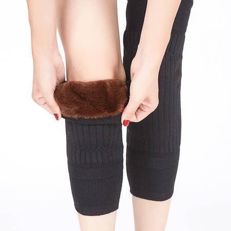 艾米娅 羊绒护膝加厚加绒男女冬季保暖护膝老寒腿膝盖关节骑车防寒保暖
