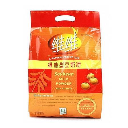 维维豆奶460g豆浆 豆浆成人早餐奶休闲零食品冲饮内含小包