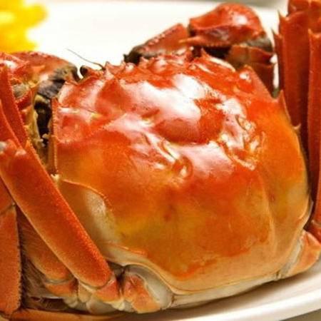 农家自产 云南德宏瑞丽特产  大闸蟹  畹町源池生态养殖7母3公合计2斤  螃蟹 包邮