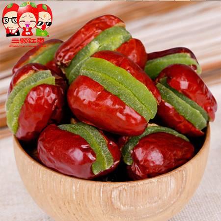 食源善本 红枣夹猕猴桃干250g