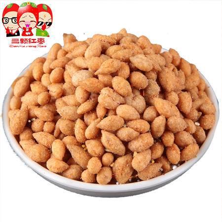 食源善本 蟹黄味瓜子仁葵花籽兰花豆坚果炒货零食300g