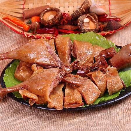 湖北特产风干鸭 农家散养水鸭腌制咸肉腊肉自制板鸭椒盐板鸭