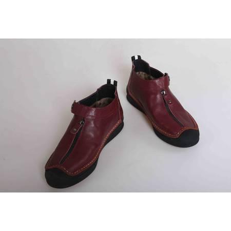 【四平馆】罗密瑞姿 20808 男士休闲皮鞋 二棉 包邮