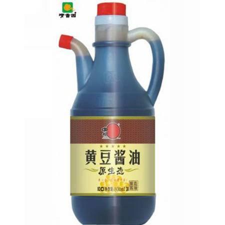 中坝 800ML黄豆酱油