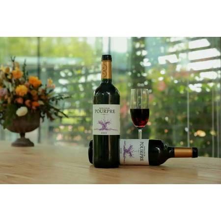 紫藤干红葡萄酒