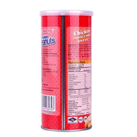 可尼斯/CorNiche 泰国进口鸡味花生豆200g/罐