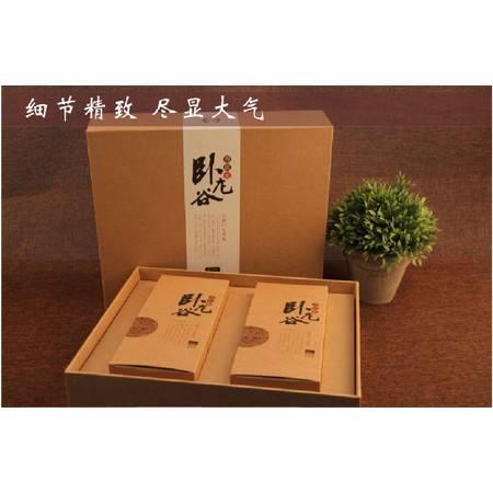 卧龙谷 臻品级香软米 富硒米 高钙米  2×1000g 包邮