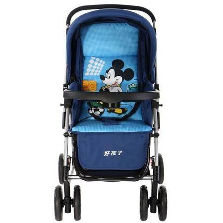 好孩子/gb 好孩子-婴儿推车 多功能 A513-B-L432 米奇款