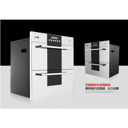 火王消毒柜 ZTD-100L    彩玻F  嵌入式