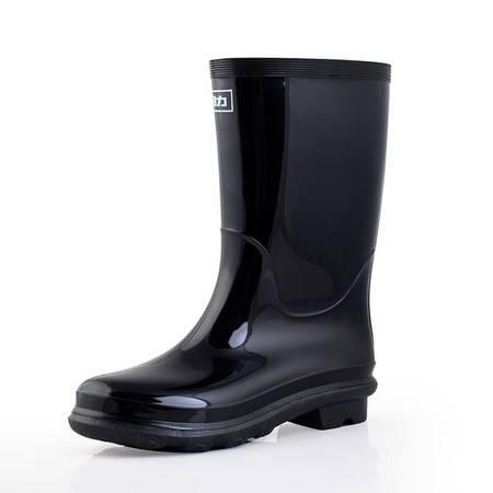 【大鱼】0178回力中筒雨鞋(818)