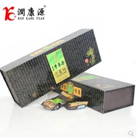 农家自产 润康源黄金牛蒡茶420g豪华包装