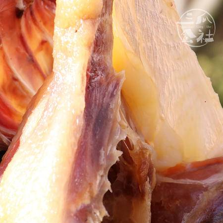 三瓜公社 农家腌制风干鸡 咸鸡腊鸡土鸡干货安徽巢湖特产