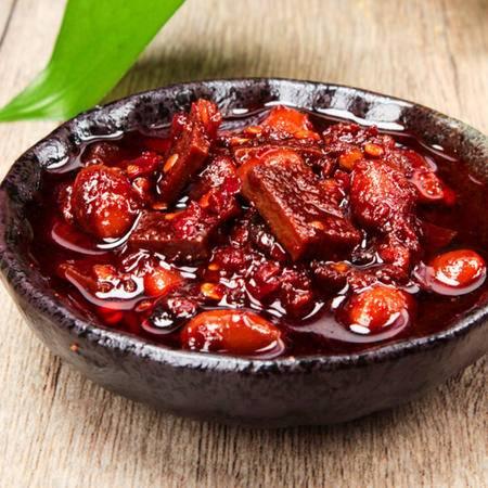 淮商农场 辣子鸡酱 220g下饭菜调味伴侣拌饭拌面