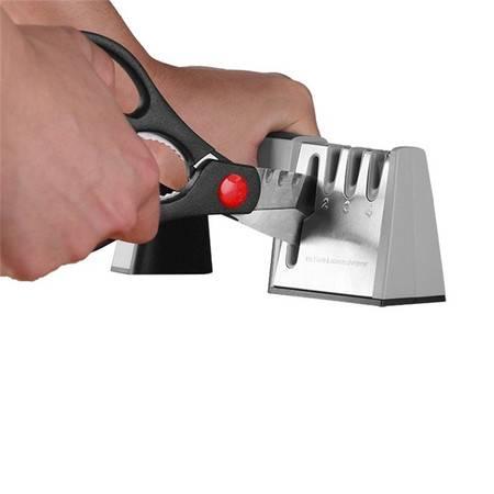 美之扣  四段磨刀器