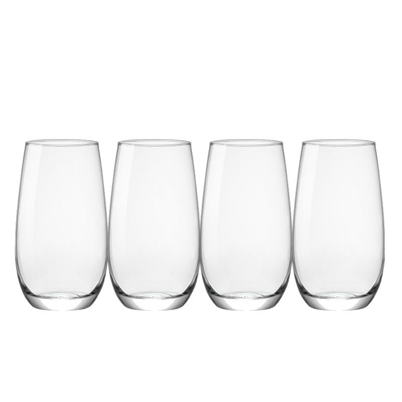 波米欧利/BORMIOLI ROCCO 卡力克斯水杯4件套 ACTB-S037K