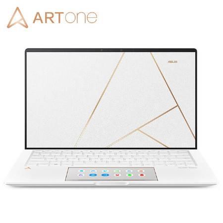 华硕ARTONE轻奢本13.3英寸双屏轻薄笔记本电脑 i7-10510U 16G 1T固态 2G独显