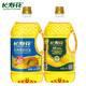 长寿花 金胚玉米油1.8L 葵花籽油1.8L